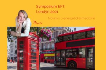 Sympozium EFT v Londýně 2021